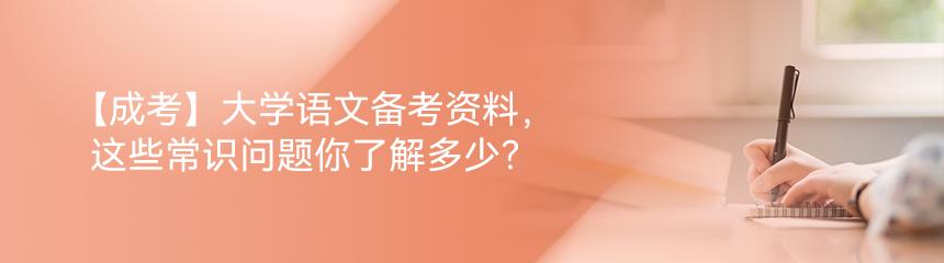云南成考专升本语文复习
