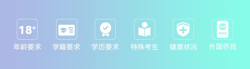 2021年云南省成人高考报名条件有哪些?